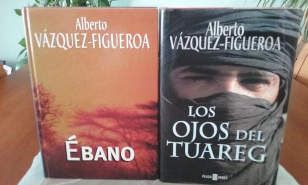 Ébano, Los ojos del tuareg