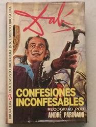 Dali, confesiones inconfesables