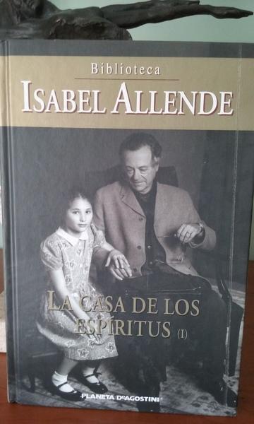ISABEL ALLENDE, LA CASA DE LOS ESPIRITUS 1