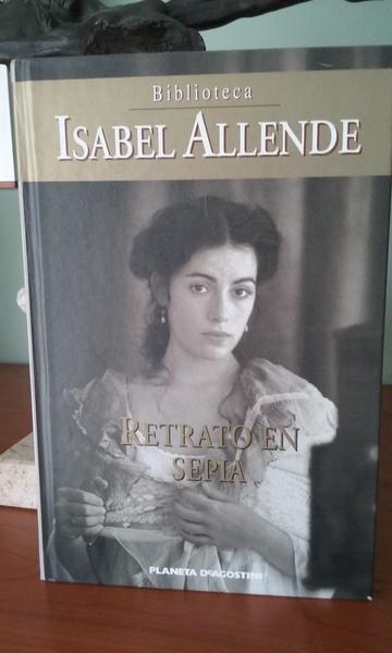 ISABEL ALLENDE, Retrato en sepia