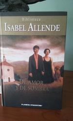 ISABEL ALLENDE, De amor y de sombra