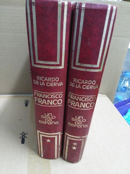 FRANCO UN SIGLO DE ESPAÑA 2 TOMOS