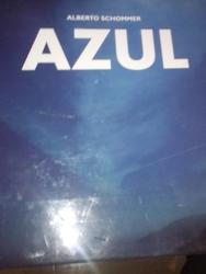 Azul. Alberto Schommer