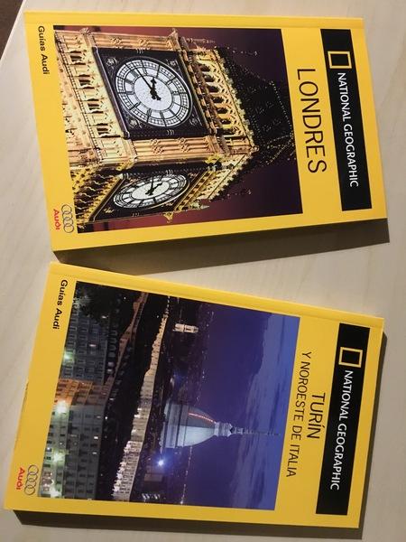 Guías de viaje National Geographic