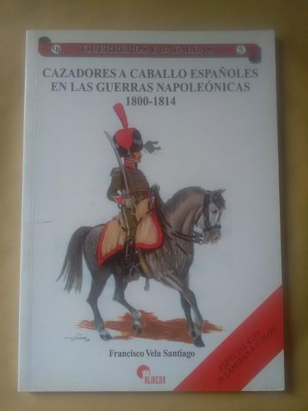 Cazadores a caballo españoles
