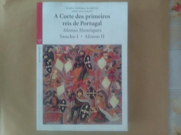 A Corte dos primeros reís de Portugal