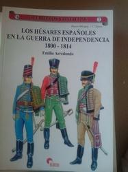 Los húsares Españoles en la guerra de la independe