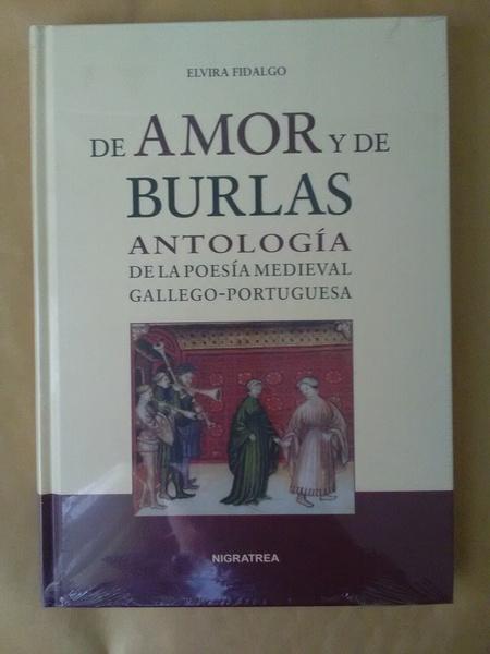 De Amor y de Burlas antología de poesía medieval g