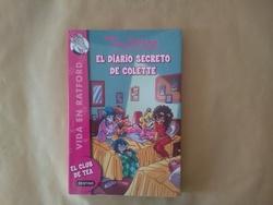 Tea Stilton el diario secreto de Colette