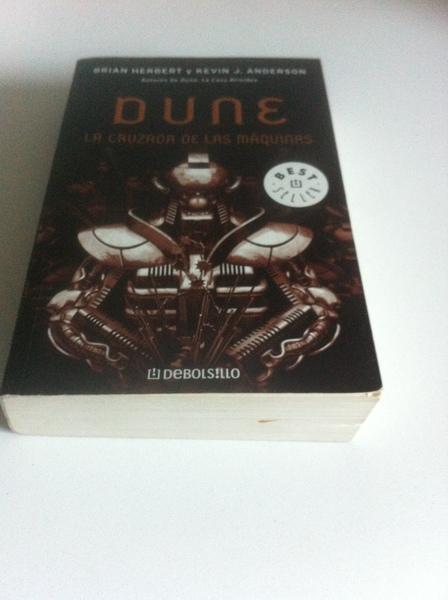 Dune - La cruzada de las máquinas