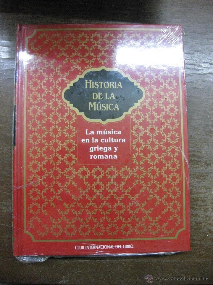 Historia De La Música (9 Libros)