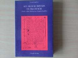 400 anos na historia da vila de Noia