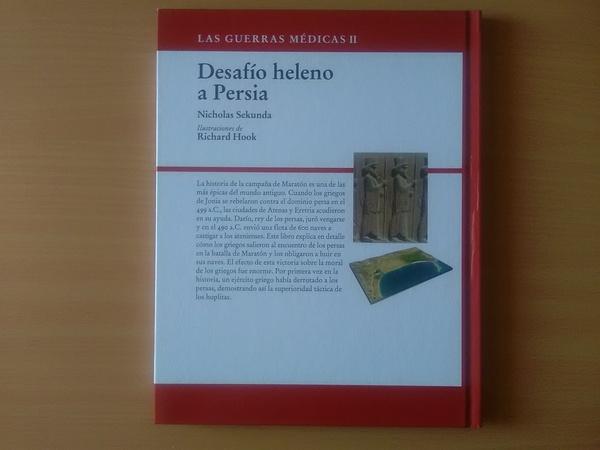 Desafío heleno a Persia