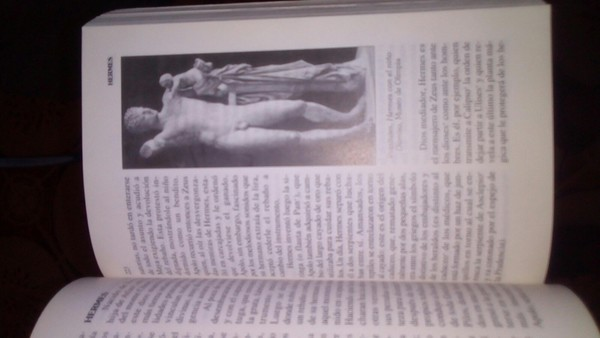 Diccionario Espasa Mitología Griega y Romana