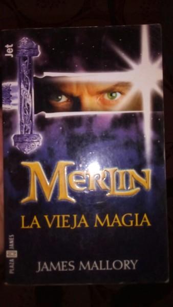 Merlyn. La vieja magia.