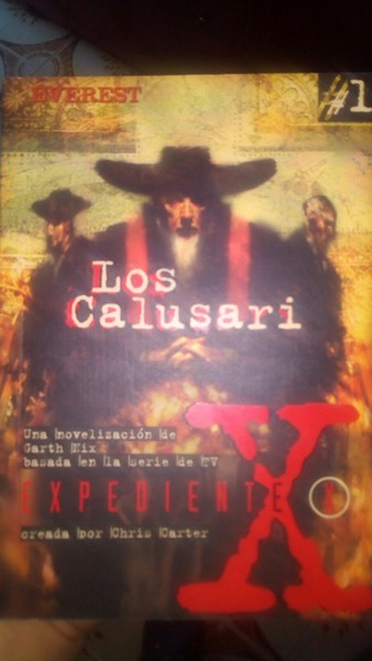 Expediente X ´´Los Calusari´´