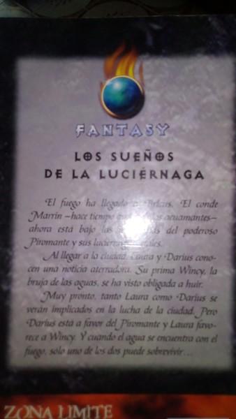 Los sueños de la Luciérnaga