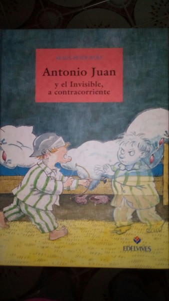 Antonio Juan y el Invisible a contracorriente