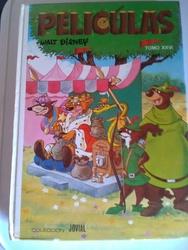 Tomo películas Disney