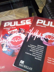 Pulse students book and workbook