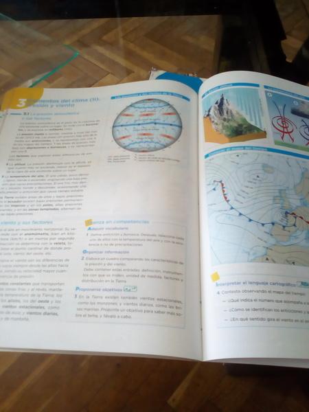 Geografía y historia 1 de la eso