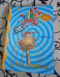 Kika superbruja y los piratas