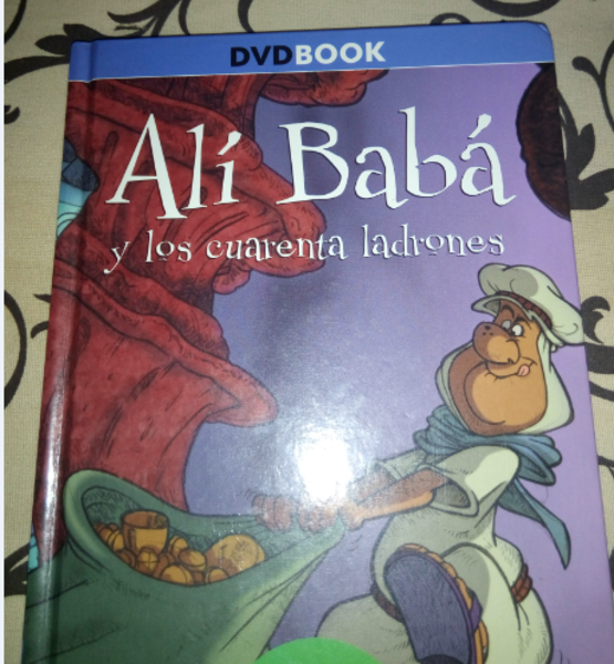 Aladino/ Alí Babá