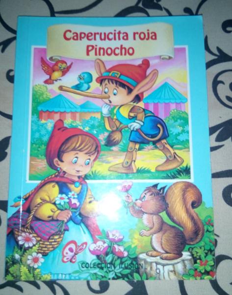 Caperucita roja/ Pinocho