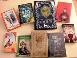 Libros Laura Gallego
