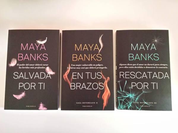 Saga Devereaux de Maya Banks