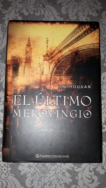 EL ÚLTIMO MEROVINGIO (Jim Hougan)