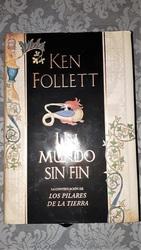 UN MUNDO SIN FIN (Ken Follett)