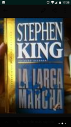 La larga marcha.stephen king