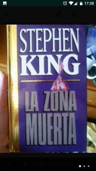 La zona muerta.Stephen King