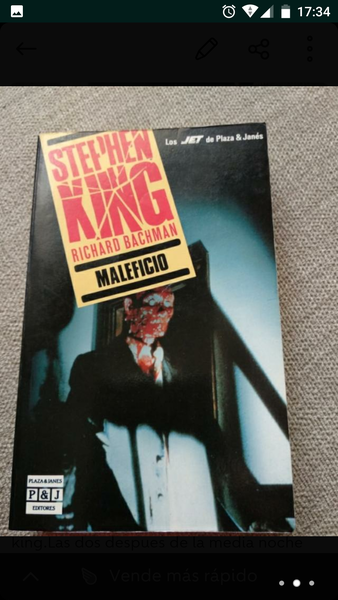 Maleficio.Stephen king