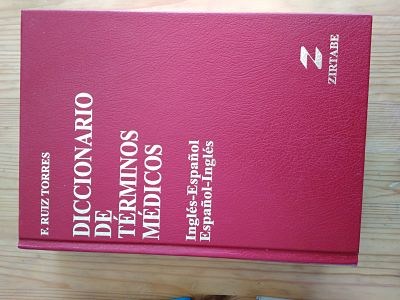 Diccionario de términos médicos UK-SP SP-UK