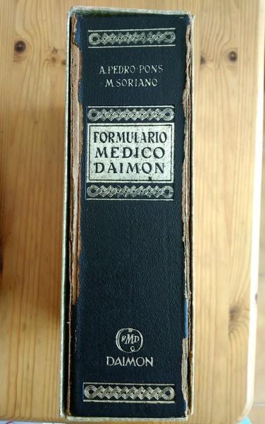 FORMULARIO MEDICO DAIMON