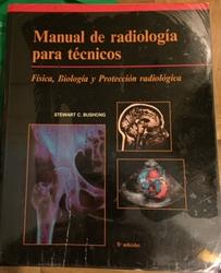 Manual de Radiología par técnicos