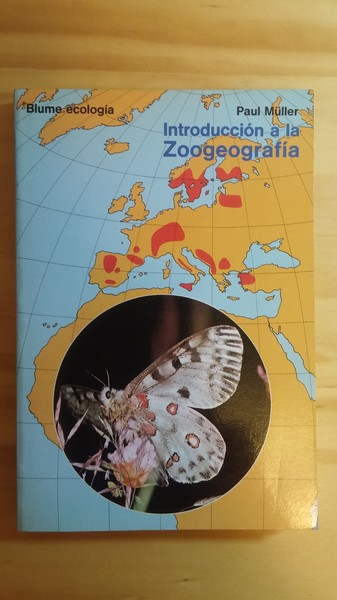 INTRODUCCION A LA ZOOGEOGRAFIA