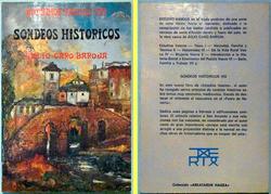 SONDEOS HISTORICOS. ESTUDIOS VASCOS VIII. JULIO CA