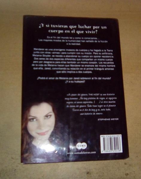 Libro The Host