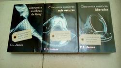 Trilogía Cincuenta Sombras de Grey