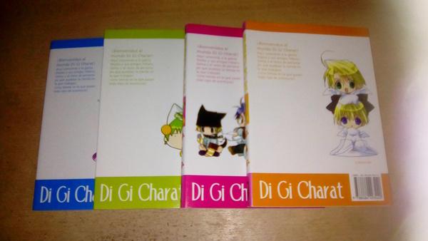 Manga Di Gi Charat