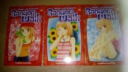 Manga Random Walk