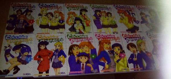 Manga Collage perfecto