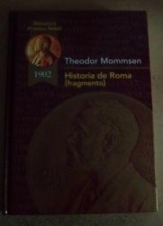 Libro Historia de Roma(fragmento)