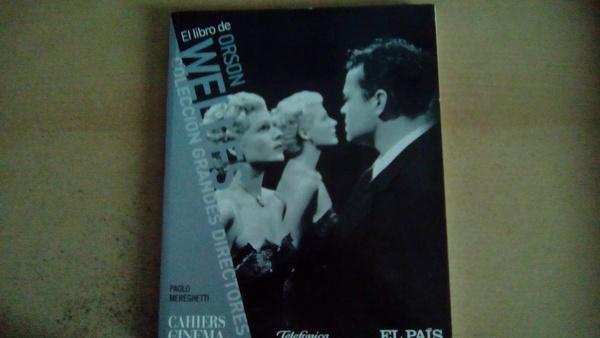 El libro de Orson Welles