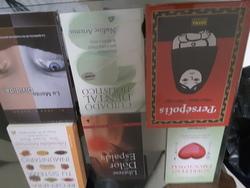 Paquete de 5 libros