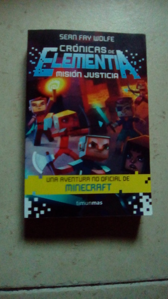 Crónicas de Elementia: misión justicia