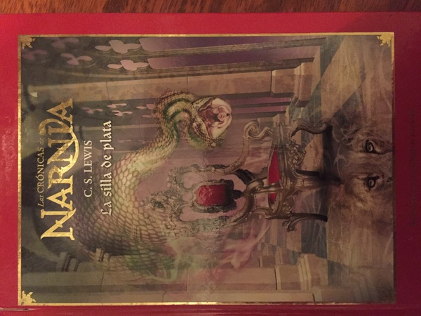 Las Crónicas de Narnia:  La silla de Plata